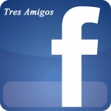 Tres Amigos on Facebook