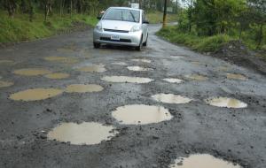 Tamarindo Muddy Road