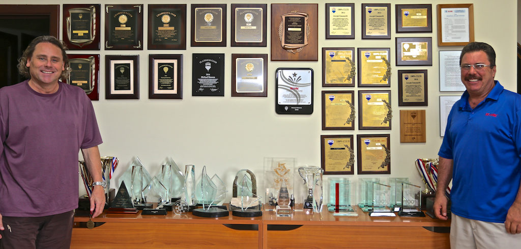 Michael Simons Honors and Awards