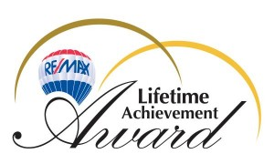 RE/MAX Lifetime Achievment Award