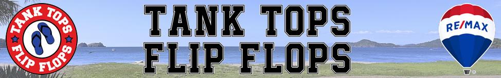 Tank Tops & Flip Flops – Costa Rica Calling