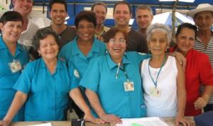 Costa Rica health care professionals