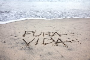 What does Pura Vida mean