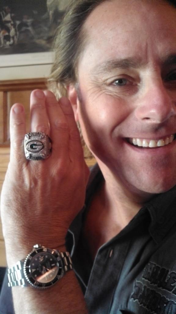 Super Bowl Ring Baby