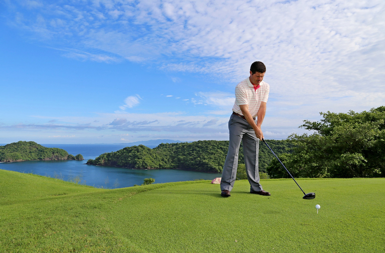 Championship Golf in Guanacaste