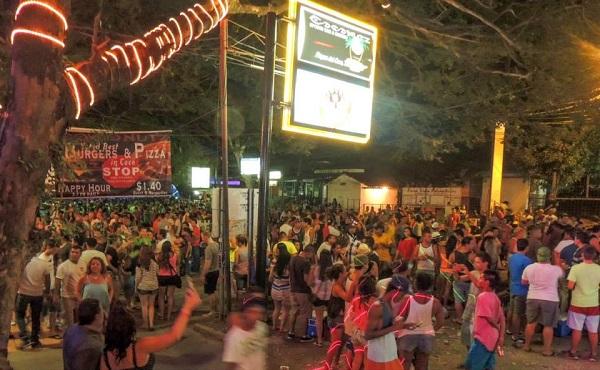 new year playas del coco