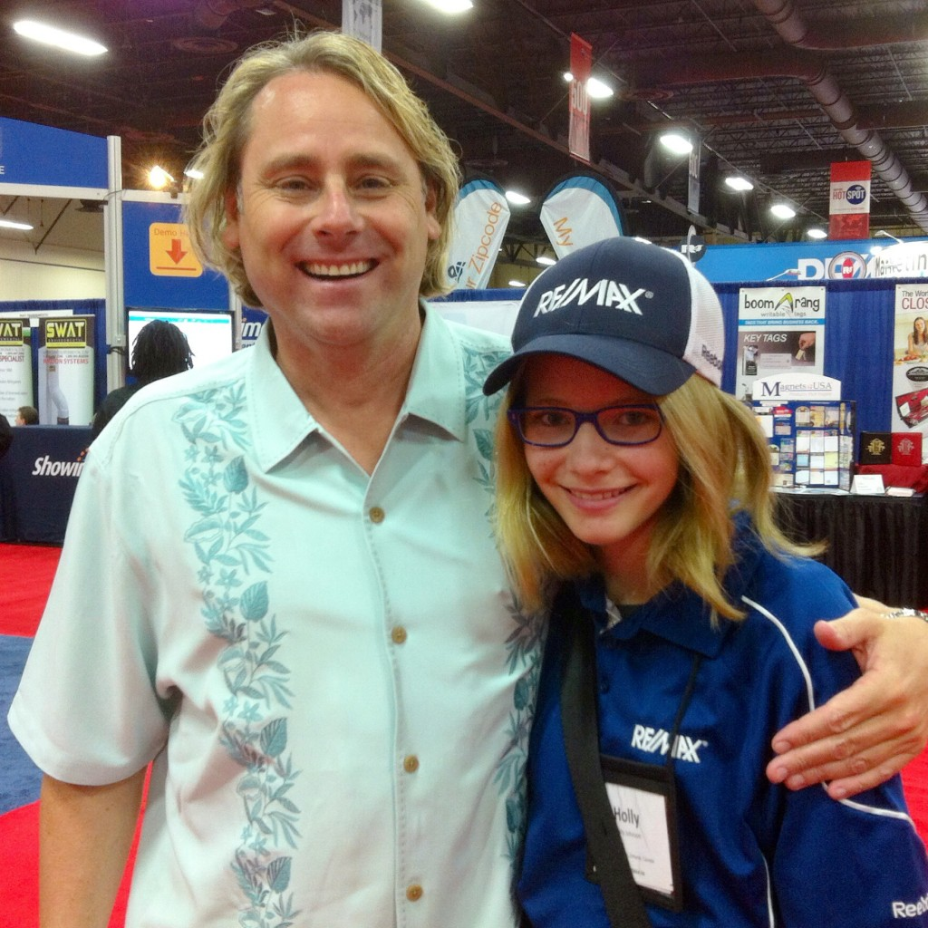 Holly and Mike at Convention