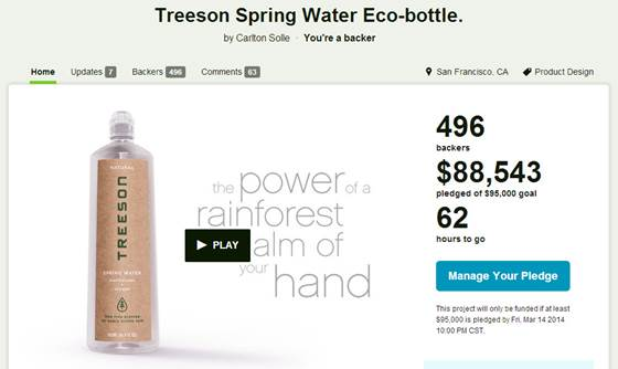 Treeson Water