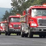 New Fire Trucks Costa Rica