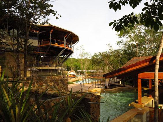 Rio perdido resort