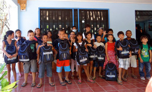 Playa Hermosa School Back Pack