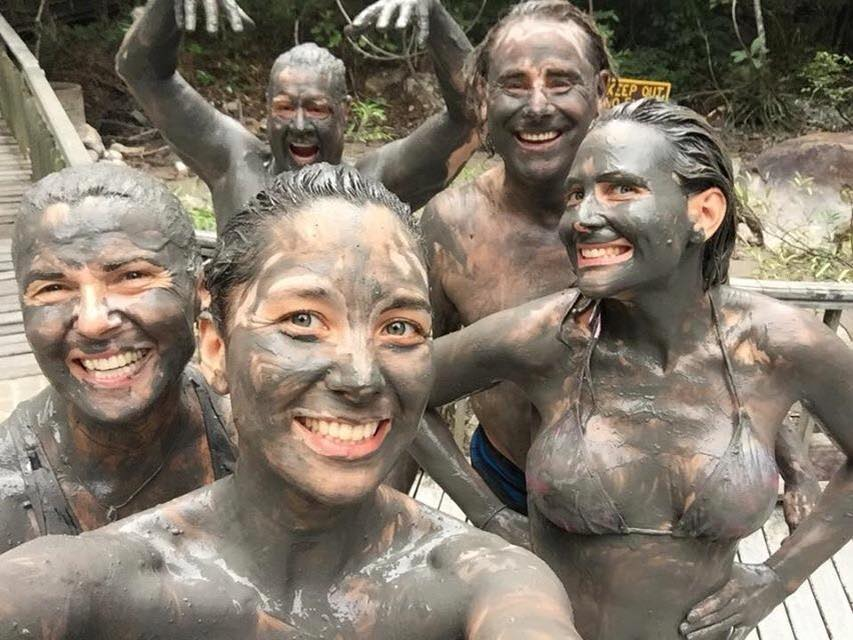 Mud Bath Borinquen