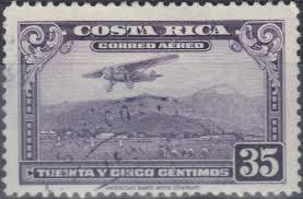 Air Mail in Costa Rica