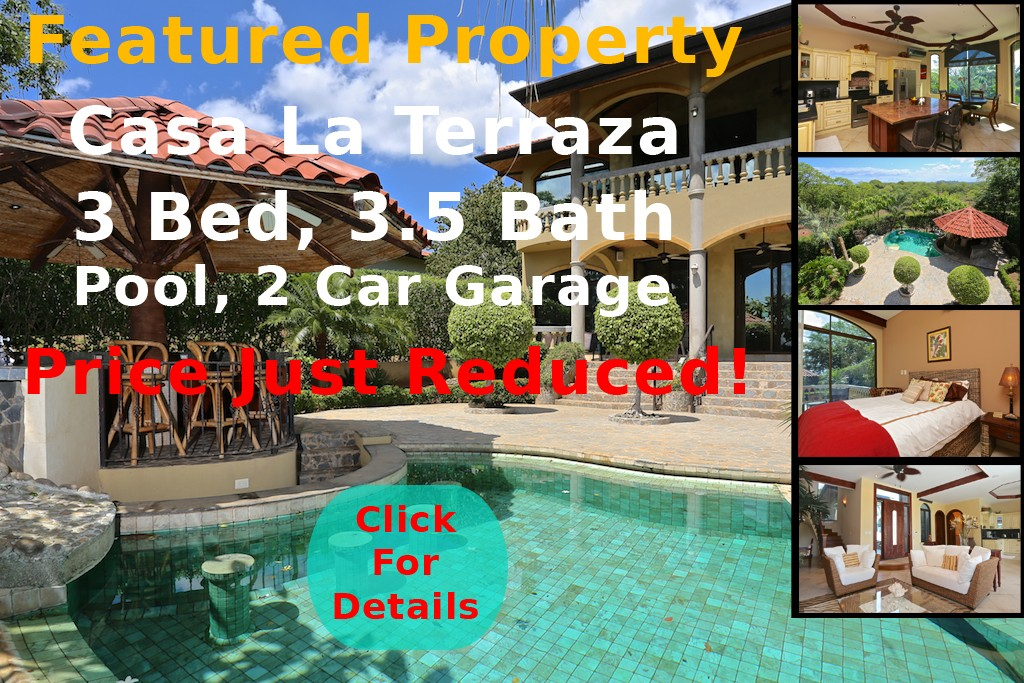 Casa La Terraza Cacique Featured Property