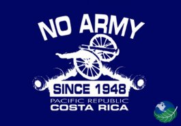 Costa Rica Army not since 1948