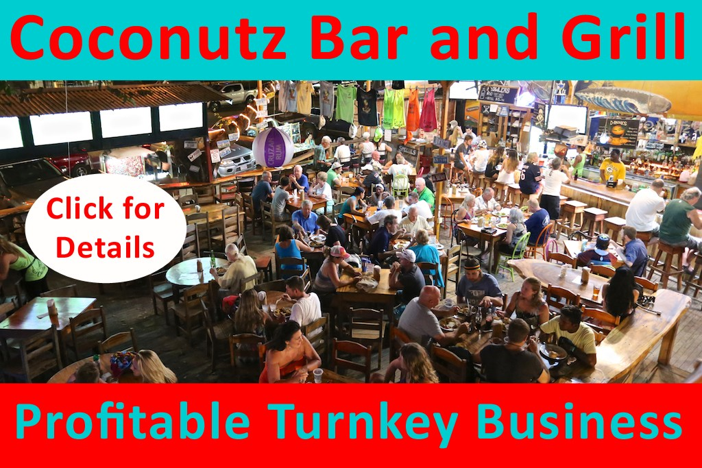 Coconutz Bar and Grill