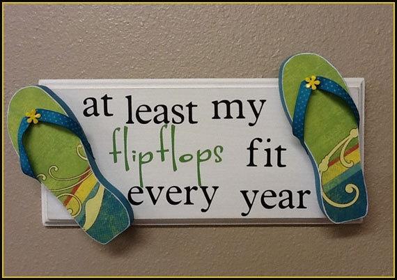Flip Flops Fit always