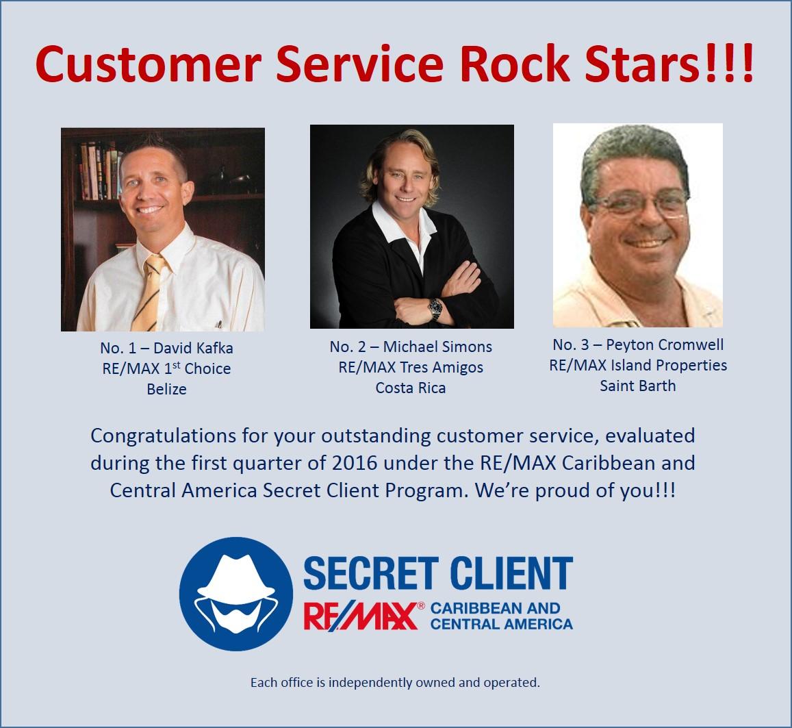 Secret Client Award