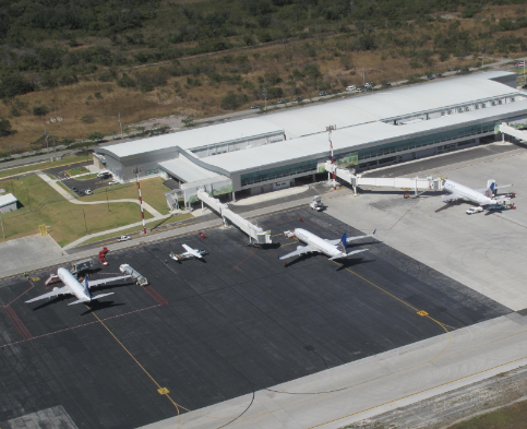 Liberia Airport Expanding