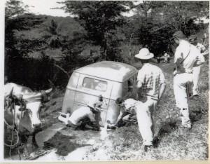 Playas del Coco Hill 1960