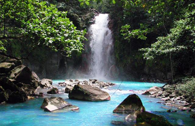 Blue River Rio Celeste