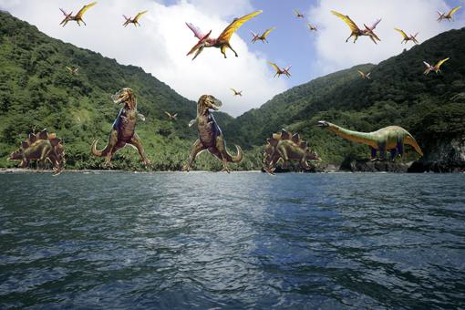 Cocos Island Dinosaurs