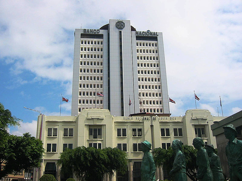 Banco Nacional, a place to open a Costa Rica bank account