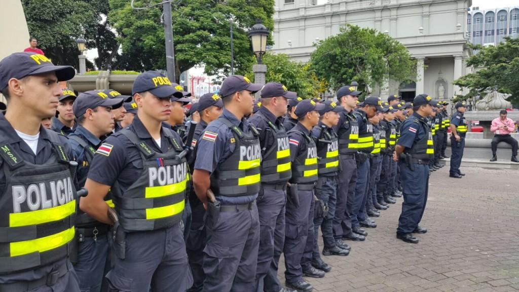 Costa Rica Police 3