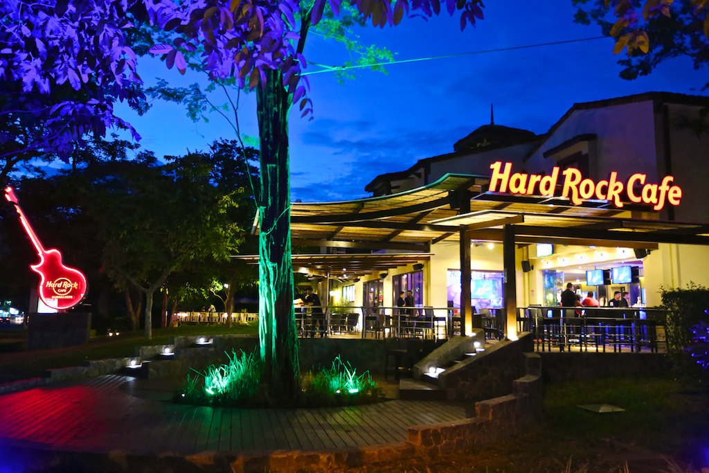 Hard Rock Cafe Costa Rica Guanacaste