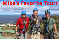 Mike's Favorite Tours