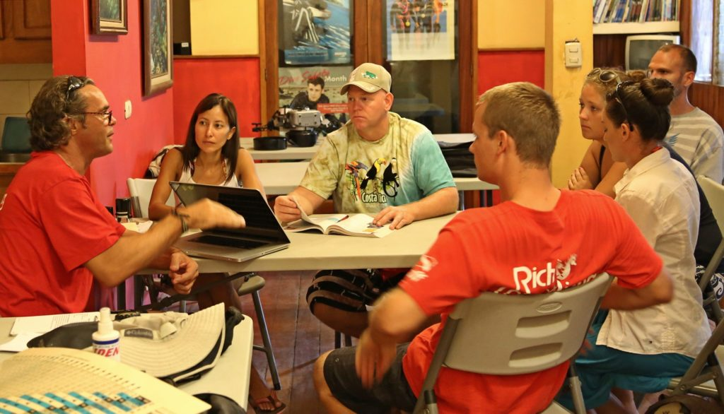 Costa Rica Business ideas group discussion