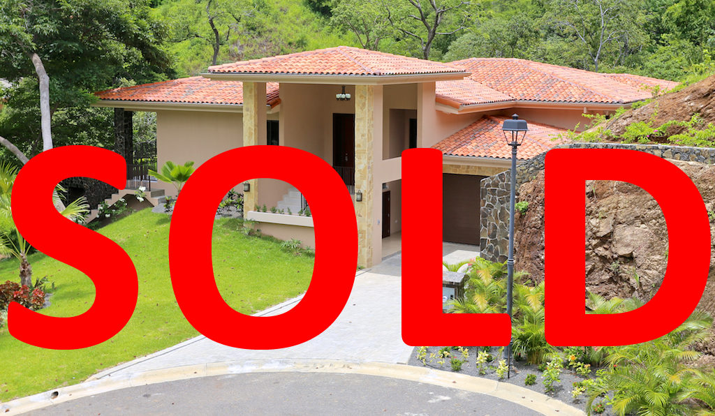 Costa Rica escrow used to sell this house