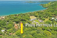 Playa Hermosa Lots in Front of Gaviota Entrance